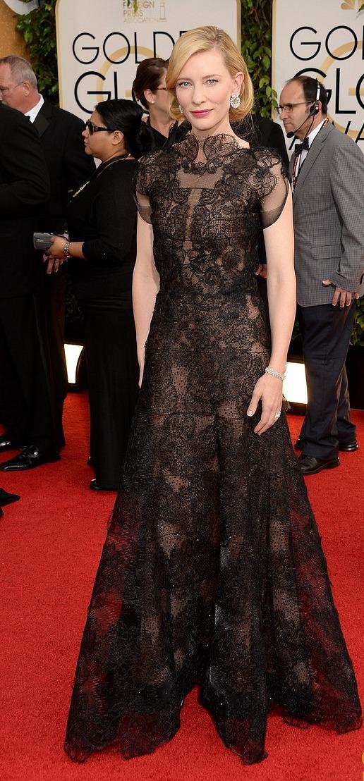 Golden Globes 2014 Cate Blanchett