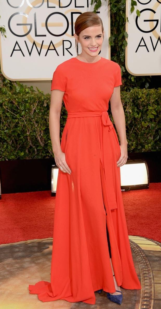 Golden Globes 2014 Emma Watson