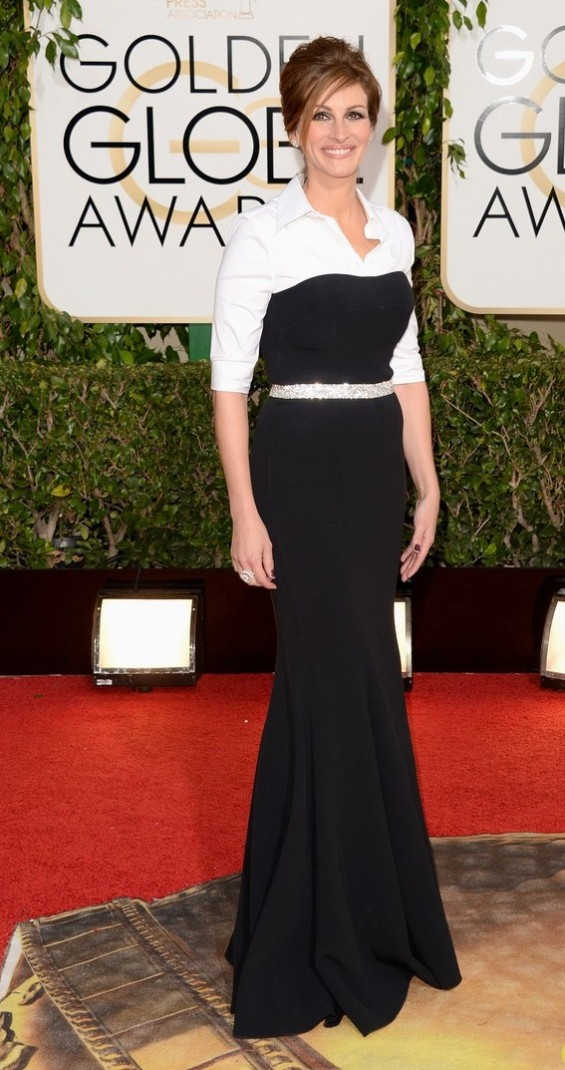 Golden Globes 2014 Julia Roberts