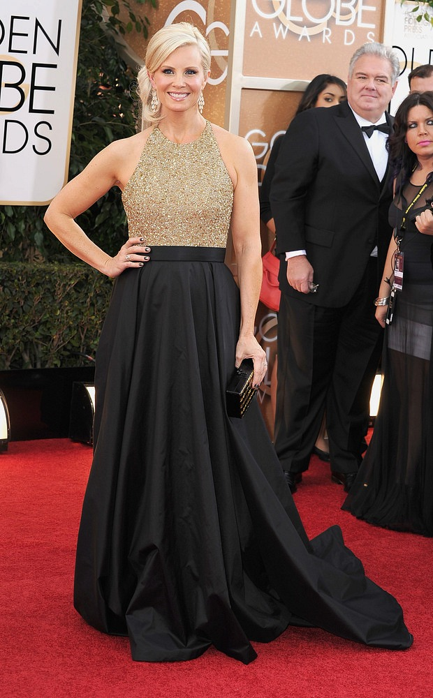 Golden Globes 2014 Monica Potter 330