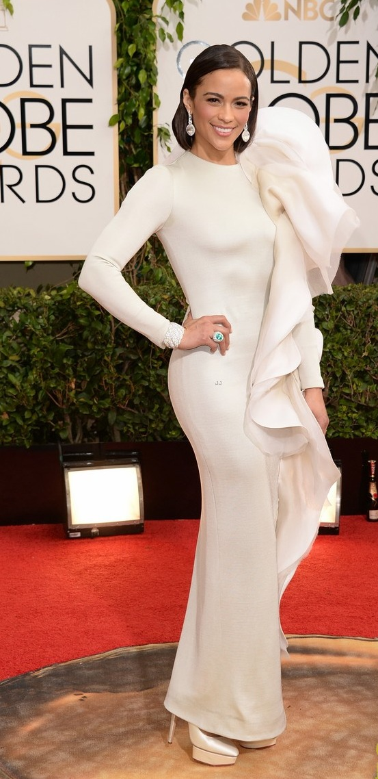Golden Globes 2014 Paula Patton