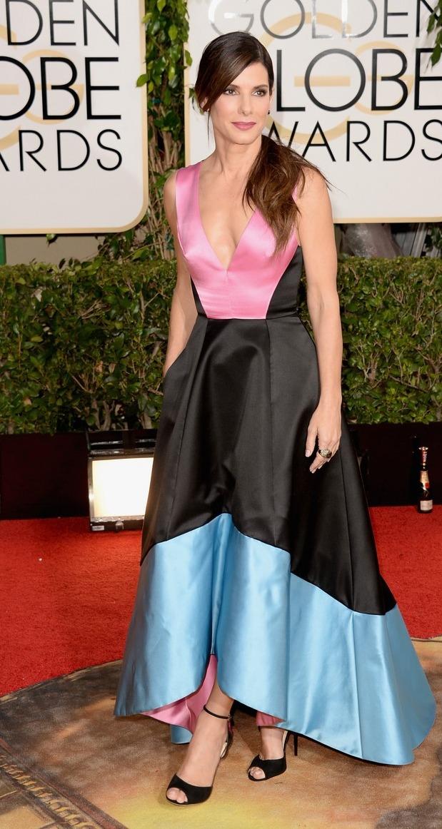 Golden Globes 2014 Sandra Bullock