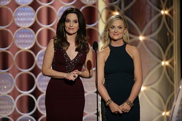 Golden Globes 2014 Tina Fey, Amy Poehler