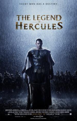 Legend of Hercules Poster