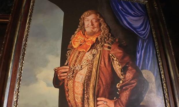 Master of Lake-Town Poster