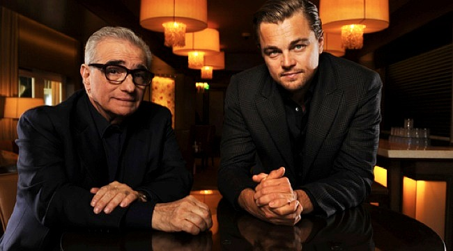 Scorsese and DiCaprio