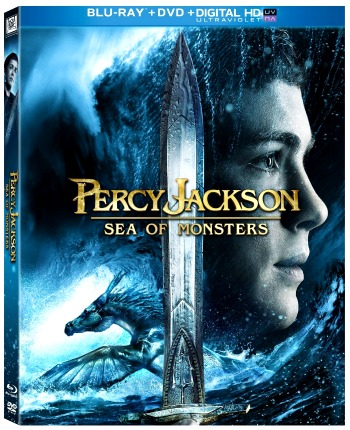 percy jackson sea of monsters bluray