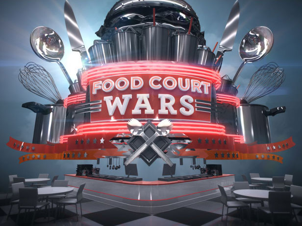 Food Court Wars