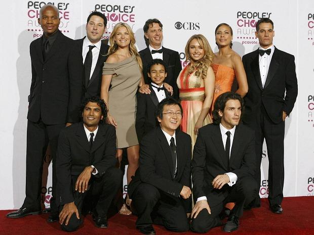 Heroes Original Cast