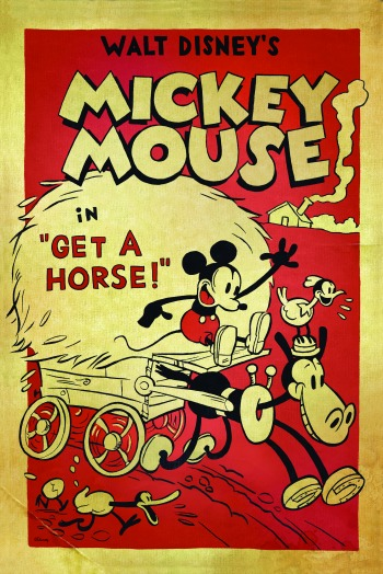 Mickey Mouse Get a Horse