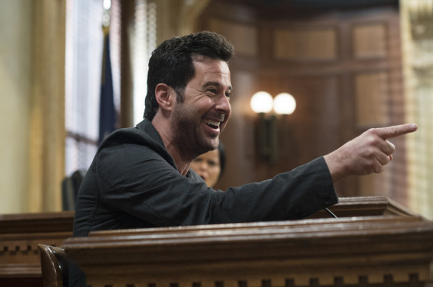 "Jonathan Silverman in ""Law & Order: Special Victims Unit""
