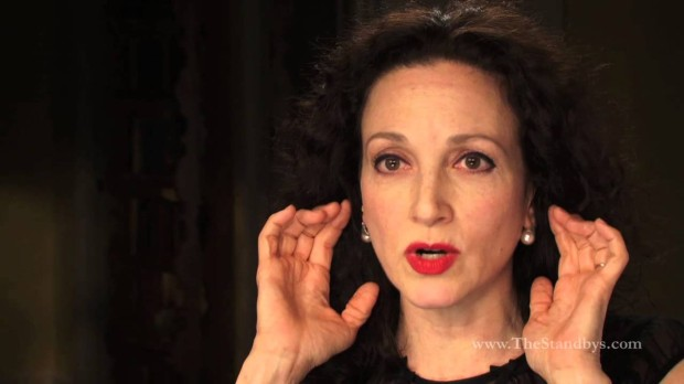 "Bebe Neuwirth in ""The Standbys"""