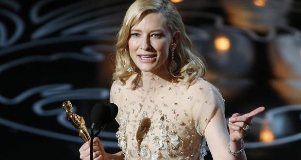 Cate Blanchett Oscar Speech