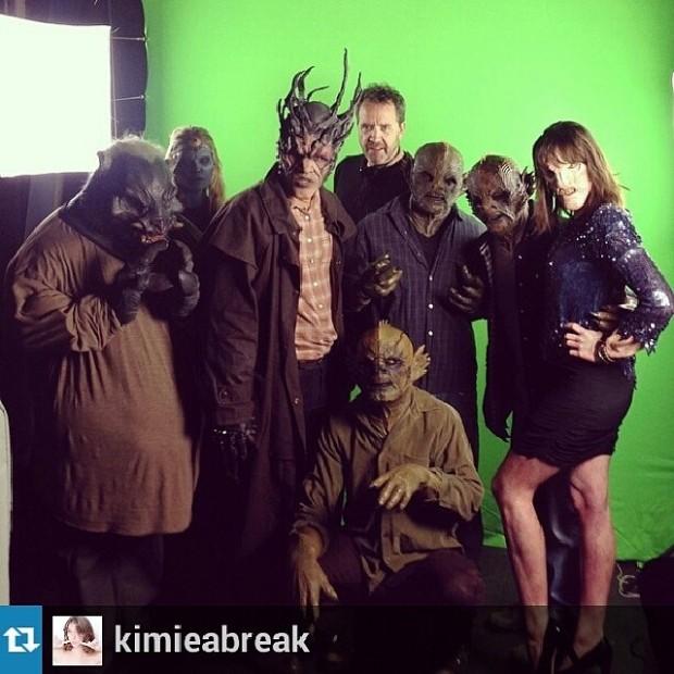 Demons on Set