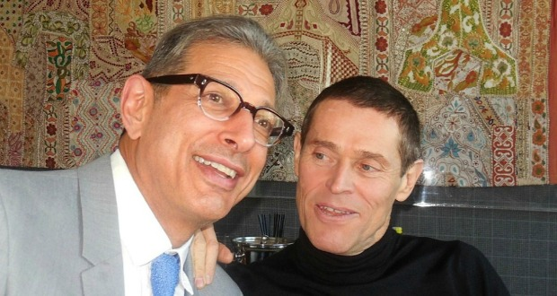 The Grand Budapest Hotel: Willem Dafoe, Jeff Goldblum