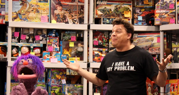Jordan Hembrough, Toy Hunter