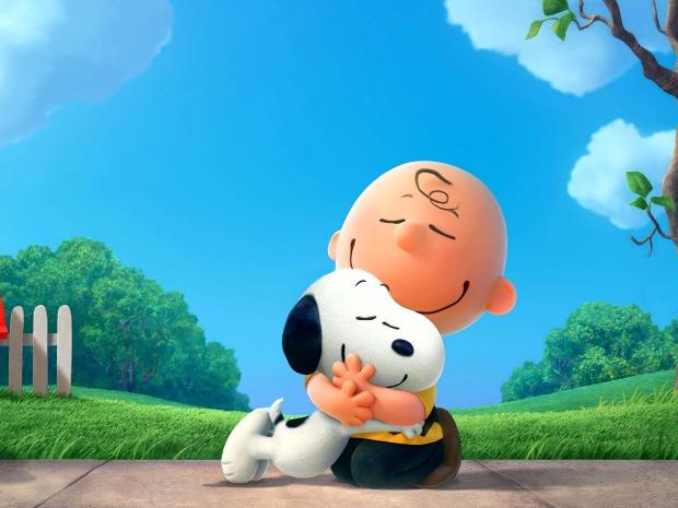Peanuts 3D Movie