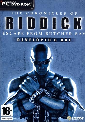 Riddick Escape Butcher Bay