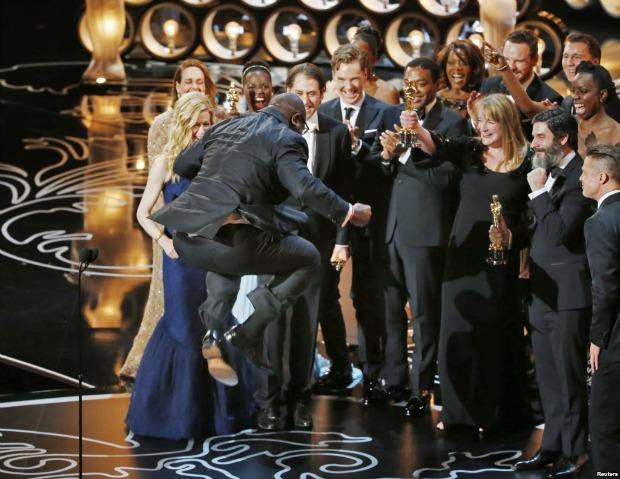 Steve McQueen Best Picture Speech