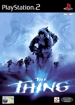 The Thing PlayStation 2