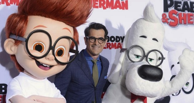 Mr. Peabody and Sherman: Ty Burrell