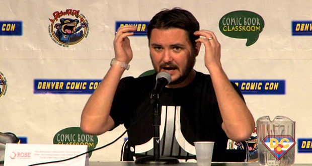 "Wil Wheaton"" Denver Comic-Con"