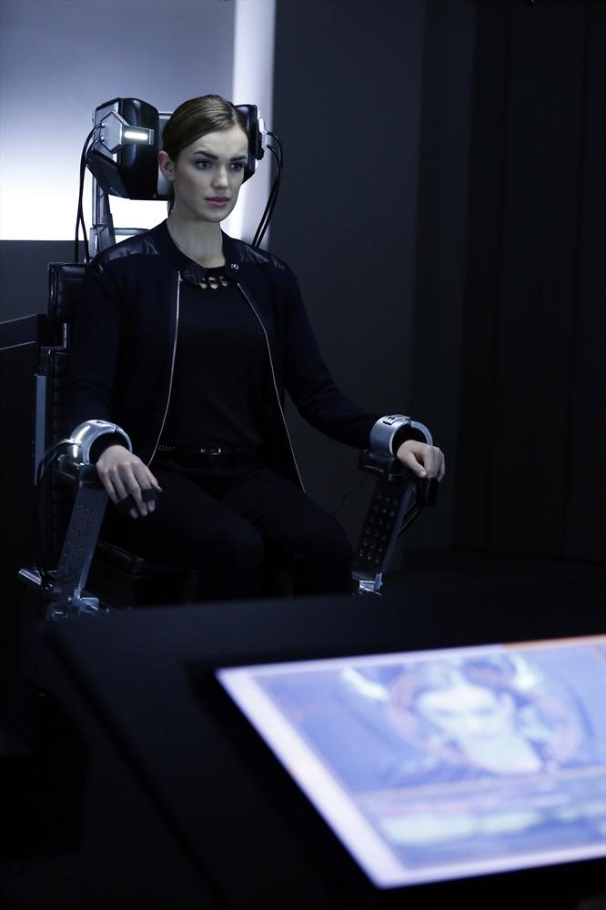 Marvel's Agents of SHIELD Recap: The Only Light in the ...