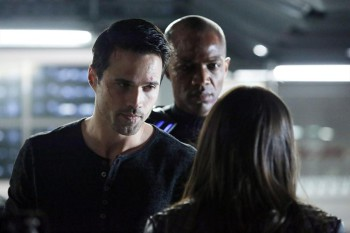 BRETT DALTON, J. AUGUST RICHARDS, CHLOE BENNET