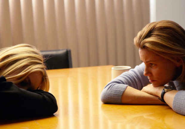 "Dakota Fanning and Elizabeth Banks in ""Every Secret Thing"""