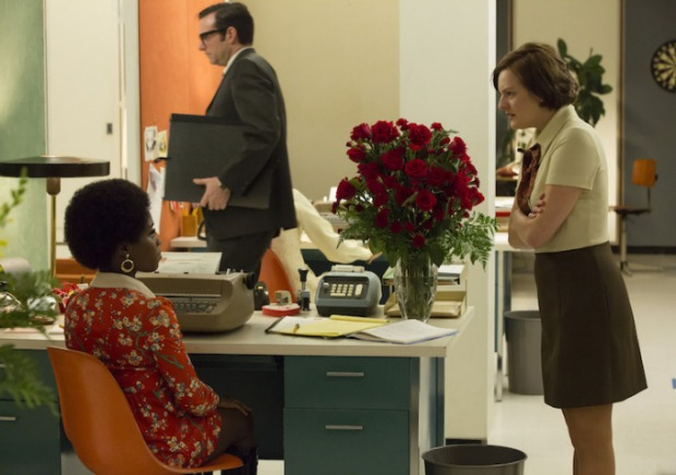 Mad Men: A Day's Work