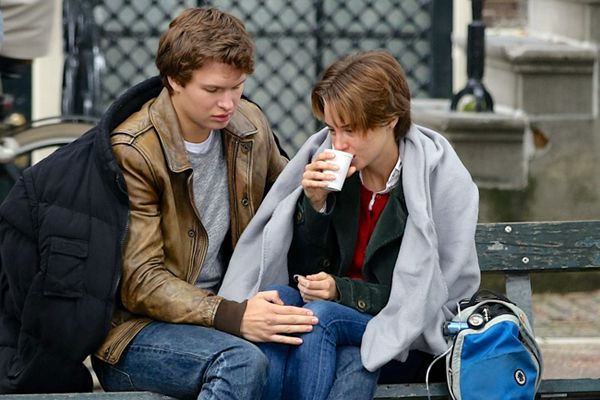 The Fault In Our Stars Augustus Smoking