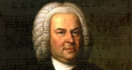 Bach Poster