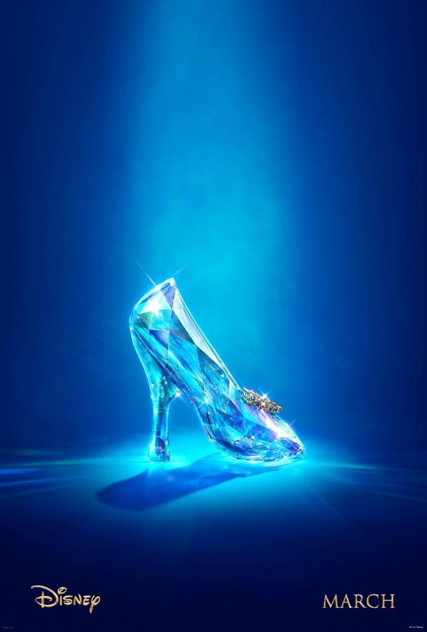 Cinderella Teaser Poster