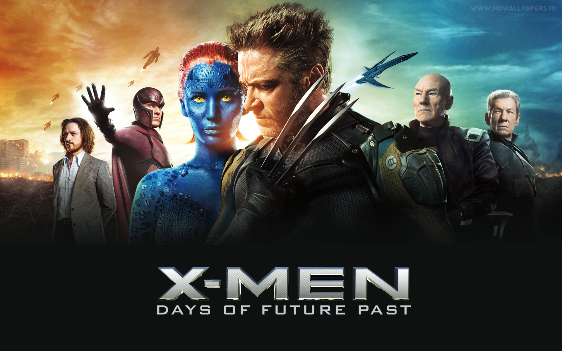 Photo Gallery: X-Men: Days of Future Past - Reel Life With Jane