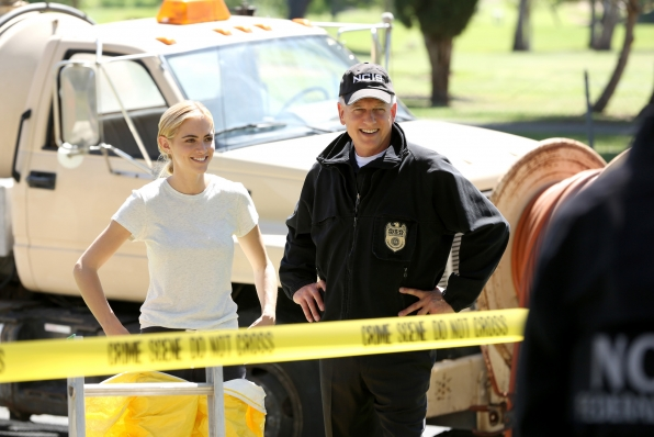 NCIS: The Admiral's Daughter