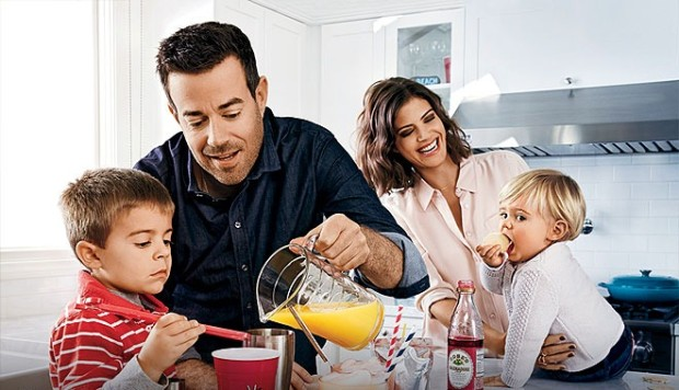 Carson Daly and Kids