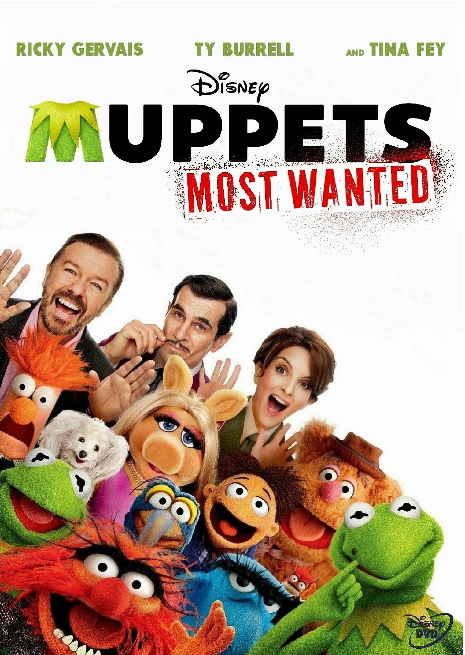 Muppets Most Wanted - Reel Life With Jane