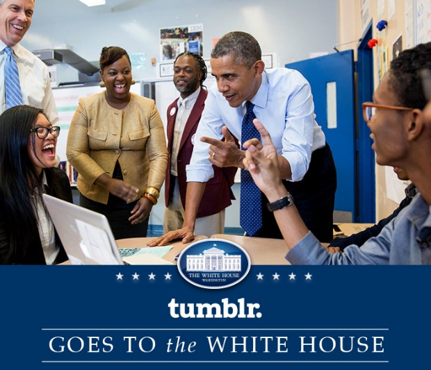 Obama Tumblr QA 3