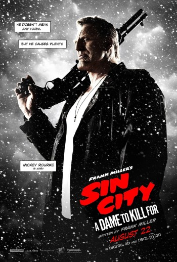 Sin City Dame 5