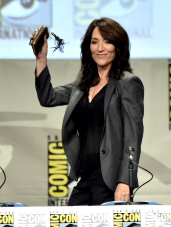 "Katey Sagal of ""Sons of Anarchy"""