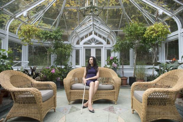 "Olivia Godfrey's new cottage on season 2 of ""Hemlock Grove"""