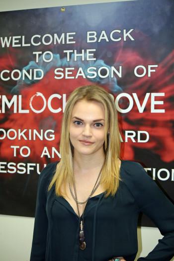 "Madeline Brewer - Miranda in ""Hemlock Grove"" | Melanie Votaw Photo"
