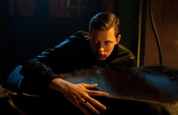 "Bill Skarsgard as Roman Godfrey in ""Hemlock Grove"" | Brooke Palmer for Netflix, Photo"
