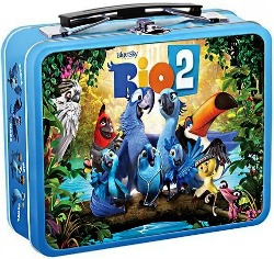 Rio 2 Lunch Box