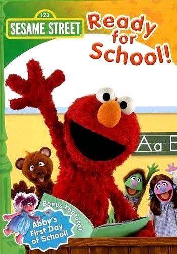 Sesame Street Ready for School