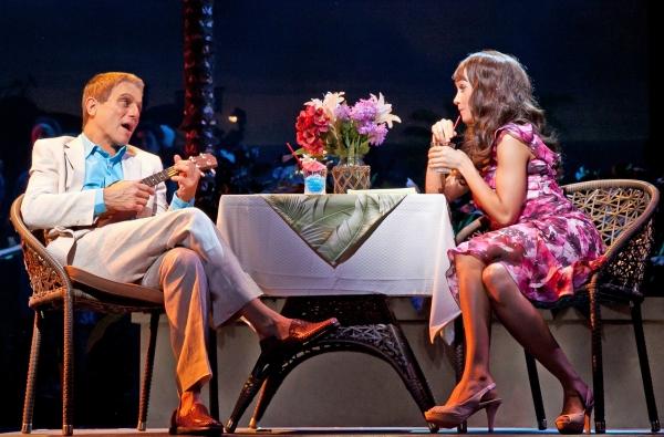 "Tony Danza in ""Honeymoon in Vegas"" T. Charles Erickson Photo"