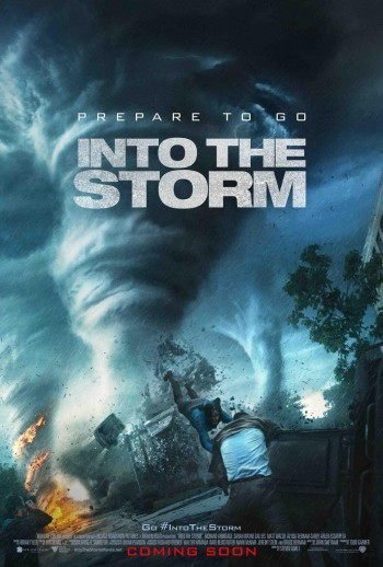 Into the Storm Poster 2