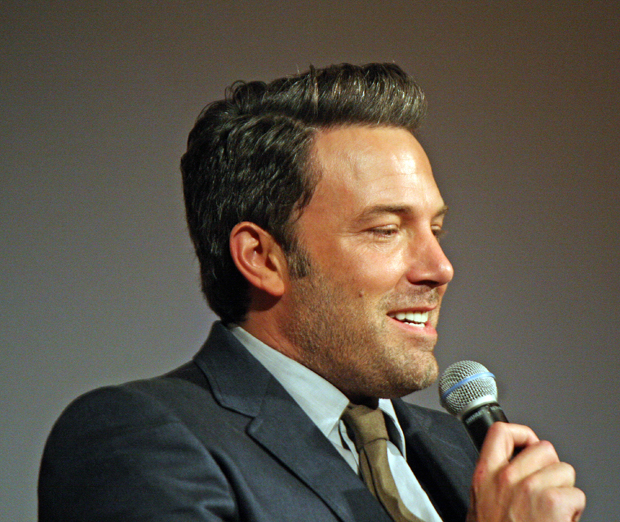 Ben Affleck at the NY Film Festival | Melanie Votaw Photo