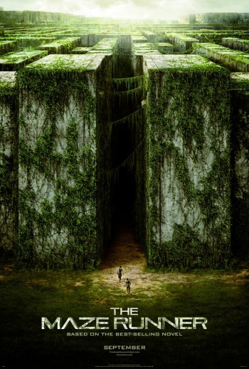 The Maze Runner Poster 1