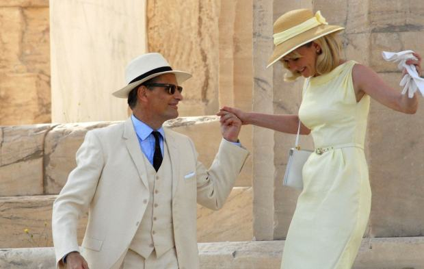 "A still from ""The Two Faces of January"" 